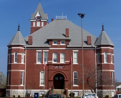 Picture of Clark County Courthouse